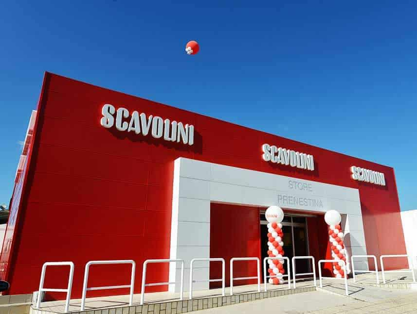 Store SCAVOLINI Prenestina