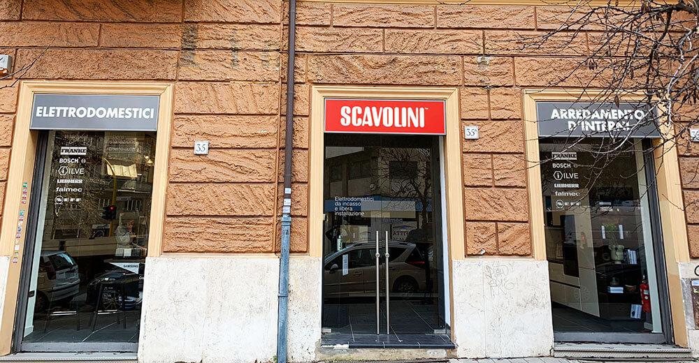 Scavolini-Roma-Gallia