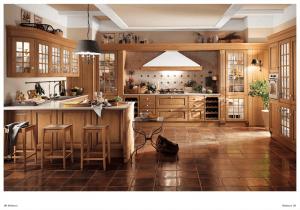 Cucina Baltimora Scavolini, una scelta di classe che non passa inosservata
